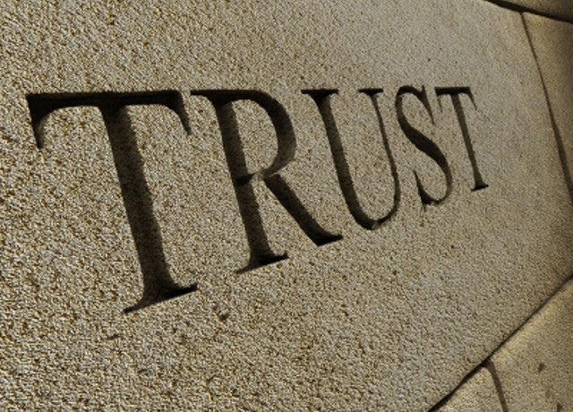 How to win back your partners trust