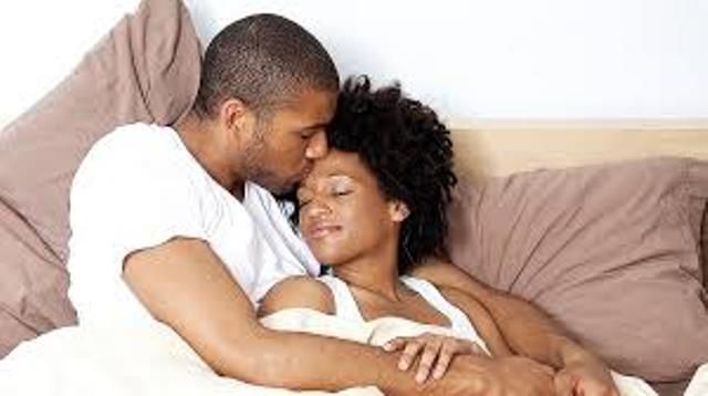 To have a happy marriage secret is in that marital bed